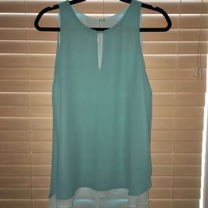 NWOT Reversible Maurice's Tank Size L